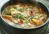 Learning Korean culture and life through Korean food